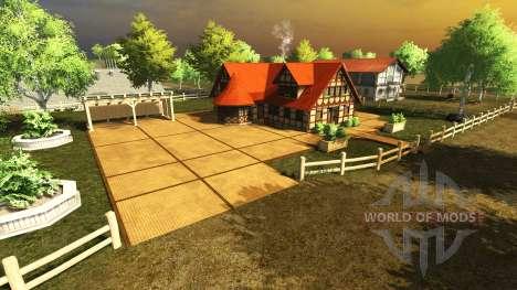 Eitzendorf for Farming Simulator 2013