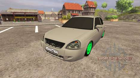 VAZ 21728 for Farming Simulator 2013