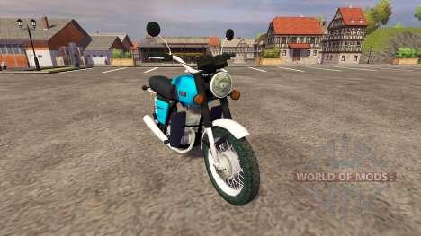 IZH Jupiter 4 for Farming Simulator 2013