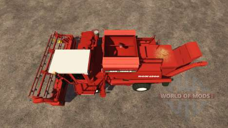 Don 1500B for Farming Simulator 2013