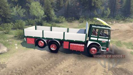 Raba-MAN 832 for Spin Tires