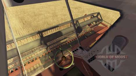 СК 5М 1 Hива for Farming Simulator 2013