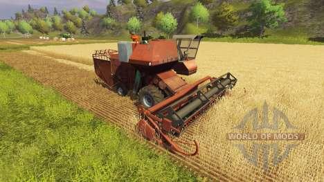 СК 5М 1 Hива for Farming Simulator 2013