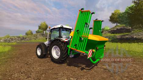 Amazone JET for Farming Simulator 2013