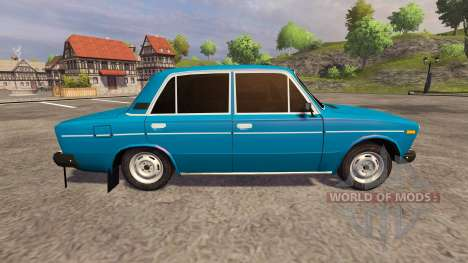 VAZ 2106 Lada for Farming Simulator 2013