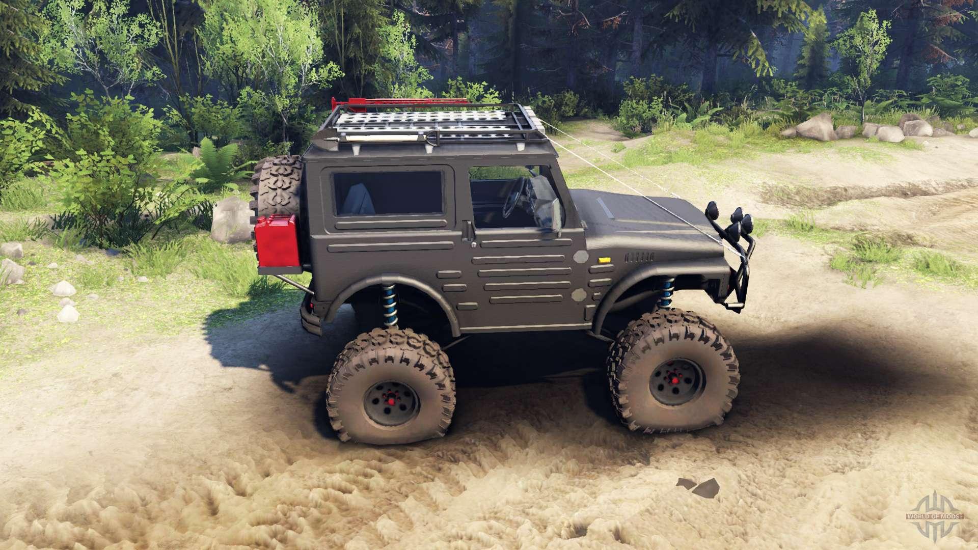 Suzuki Demo Truck