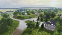 Location The Farm Dawn for Farming Simulator 2013