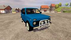 VAZ 21214 Niva for Farming Simulator 2013