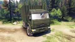 KamAZ GAS 6x6