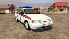 VAZ 2110 MES for Farming Simulator 2013