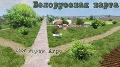 Map SEC Borki agro