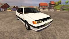 VAZ 2115 for Farming Simulator 2013
