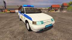 VAZ 2110 Police