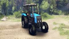 MTZ Belarus 892 for Spin Tires
