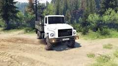 GAZ 3308 Sadko for Spin Tires