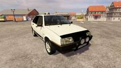 VAZ 2109 for Farming Simulator 2013