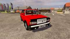 VAZ 2107 for Farming Simulator 2013