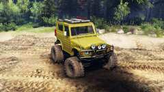 Suzuki Samurai LJ880 green for Spin Tires