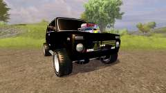 VAZ 2121 Niva Monster for Farming Simulator 2013