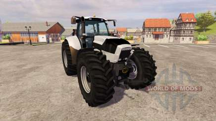 Deutz-Fahr Agrotron X 720 silver for Farming Simulator 2013