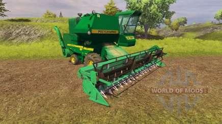 СК 5М 1 Hива ПУН green for Farming Simulator 2013