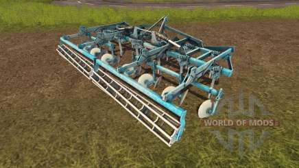 Lemken Smaragd 9-600 for Farming Simulator 2013