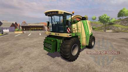 Krone BIG X1000 v2.0 for Farming Simulator 2013