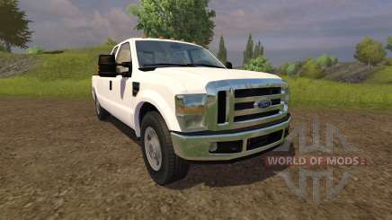 Ford F-350 v2.0 for Farming Simulator 2013
