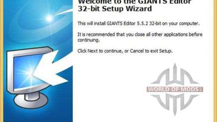 GIANTS Editor v5.5.2 32bit for Farming Simulator 2013
