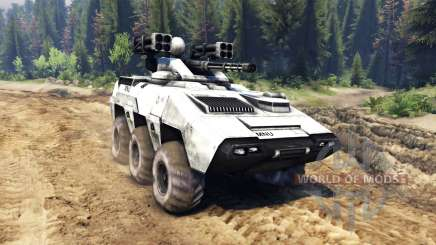 The APC APC for Spin Tires