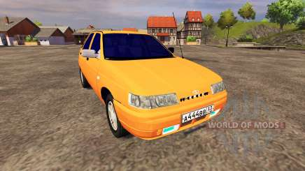 VAZ 21124 for Farming Simulator 2013