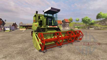 CLAAS Dominator 85 for Farming Simulator 2013