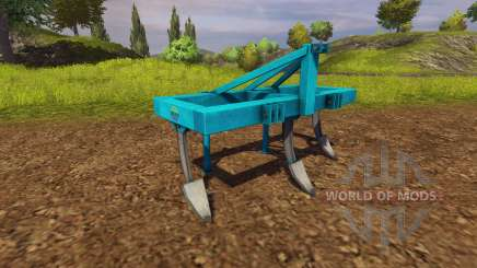 Scarifier soil Deula for Farming Simulator 2013
