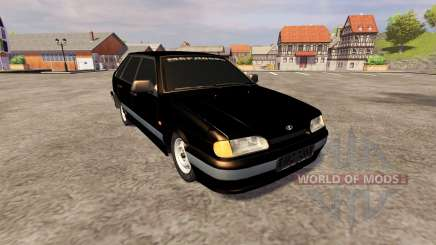 VAZ 2114 for Farming Simulator 2013