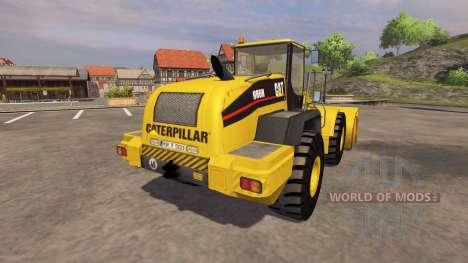 Caterpillar 966H for Farming Simulator 2013