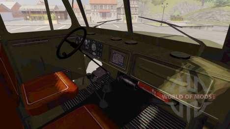 Ural-4320 agricultural for Farming Simulator 2013