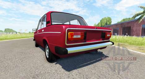 VAZ-2106 for BeamNG Drive
