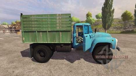 ZIL 130 MMP 4502 v2.0 for Farming Simulator 2013
