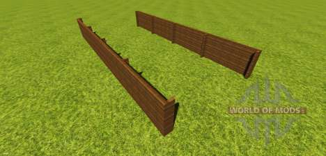 Silage pit for crops for Farming Simulator 2013