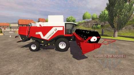 КЗС-10К Palesse GS14 for Farming Simulator 2013