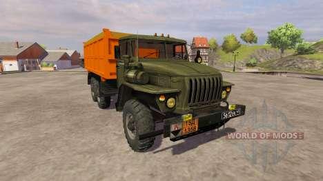 Ural-4320 for Farming Simulator 2013