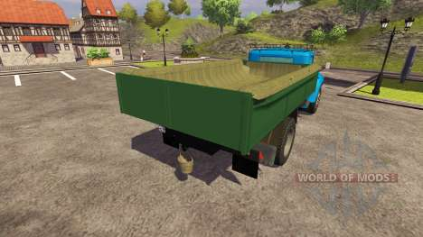 hair style simulator zil 130a for farming simulator 2013 2541