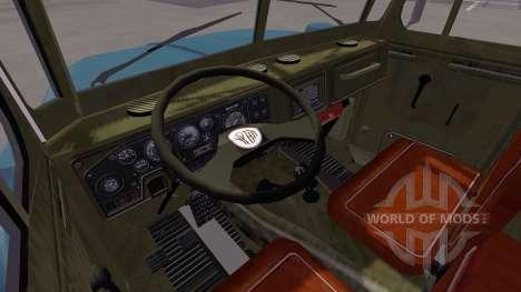 Ural-4320-19 for Farming Simulator 2013