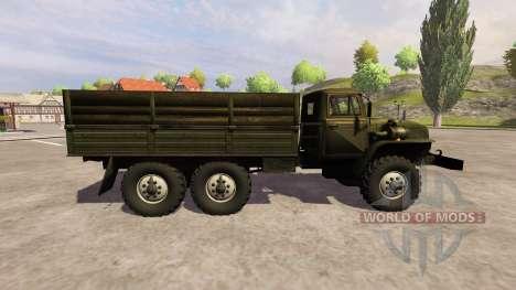 Ural-4320 v2.0 for Farming Simulator 2013