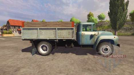 ZIL 130 blue for Farming Simulator 2013