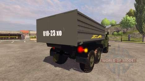 Ural-4320 truck for Farming Simulator 2013