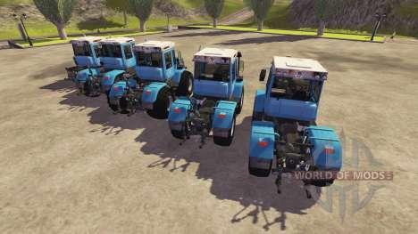 HTZ pack v2.0 for Farming Simulator 2013