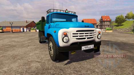 ZIL 130A for Farming Simulator 2013