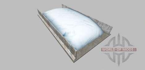 Silage pit (concrete) for Farming Simulator 2013
