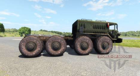MAZ 535 for BeamNG Drive